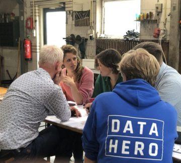Datasprint 'Sensoren en Boerenverstand'